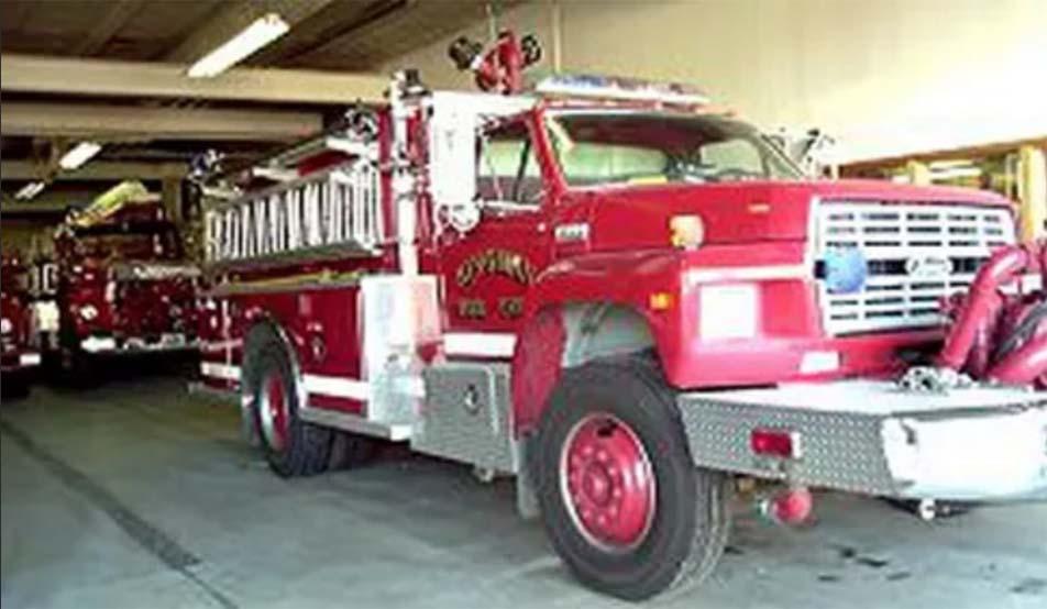 Kingman Fire Department