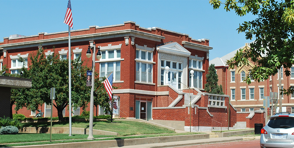 Kingman Carnegie Library