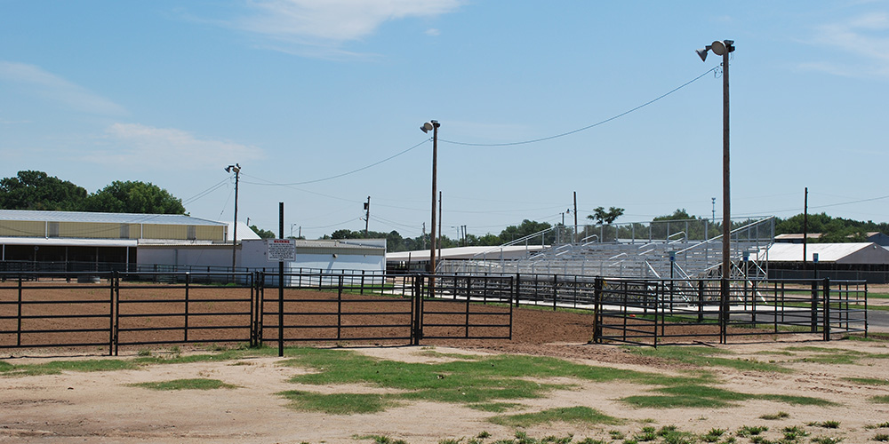Kingman Fairgrounds Outdoor Arena